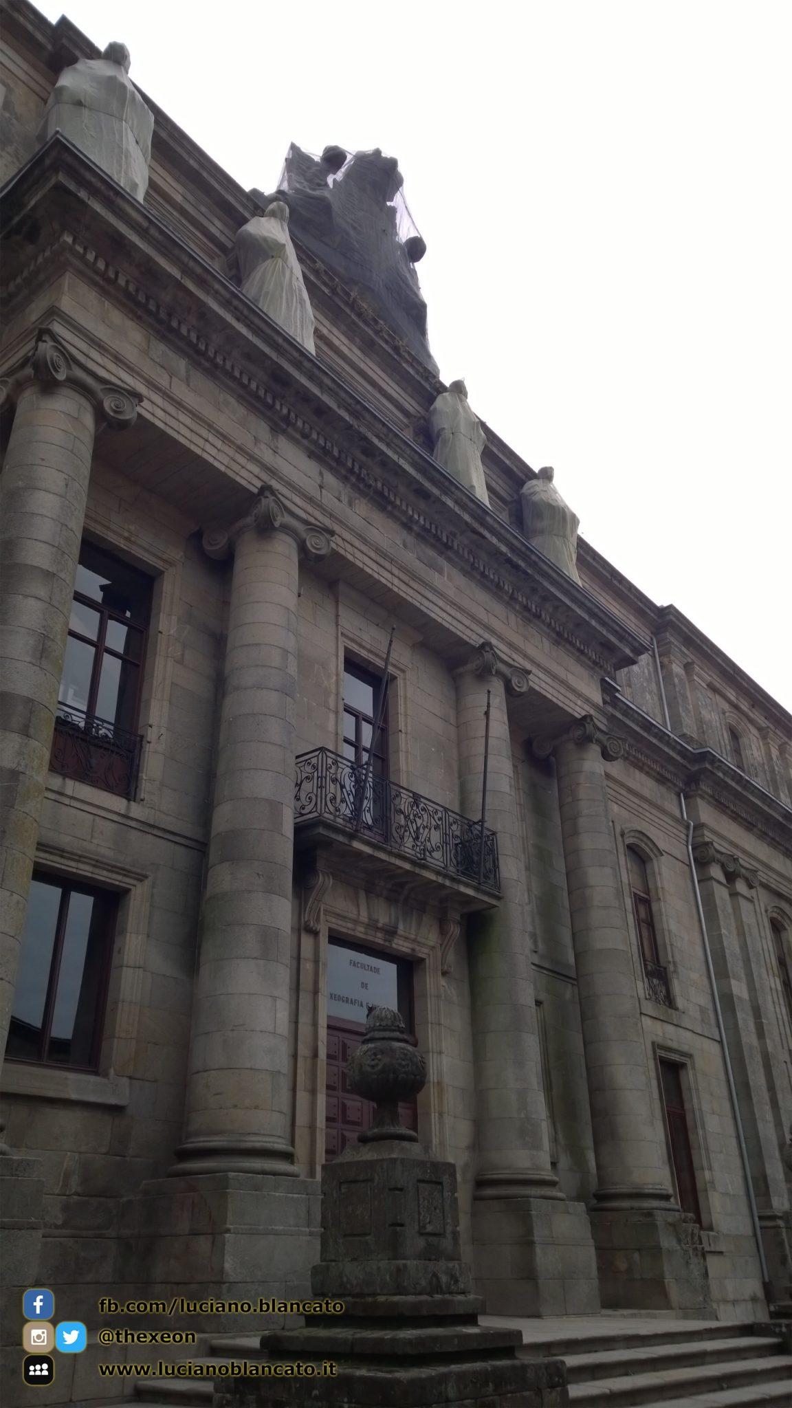 Santiago de Compostela - in giro per la città