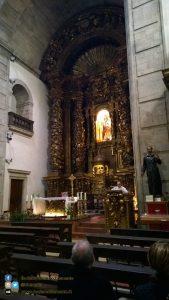 Santiago de Compostela - altare maggiore