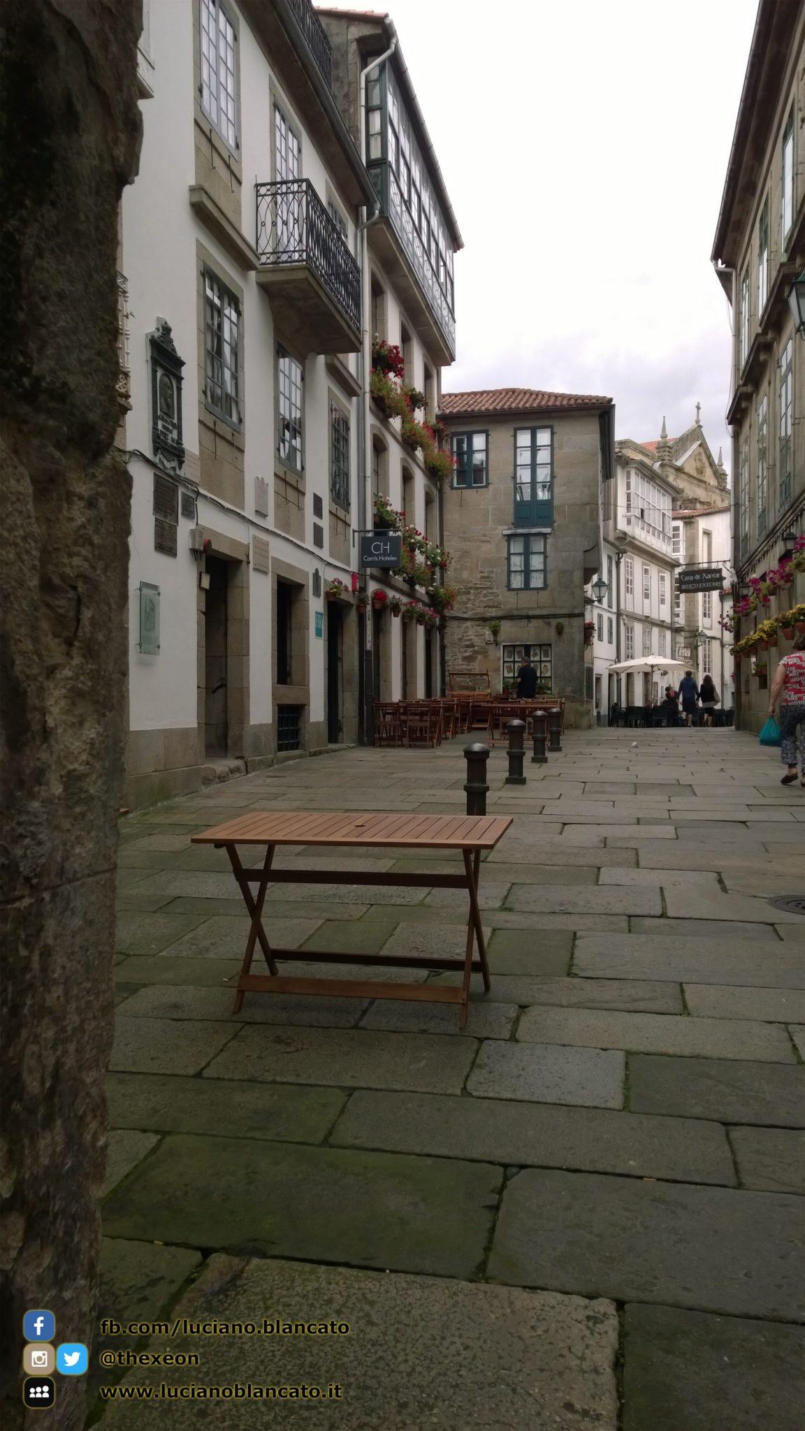 Santiago de Compostela - centro