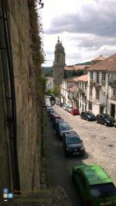Santiago de Compostela - Via del pellegrino