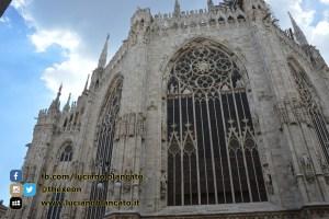 copy_5_Milano - dettaglio del duomo