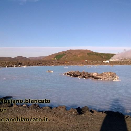 Iceland - Blue Lagoon - Bláa Lónið