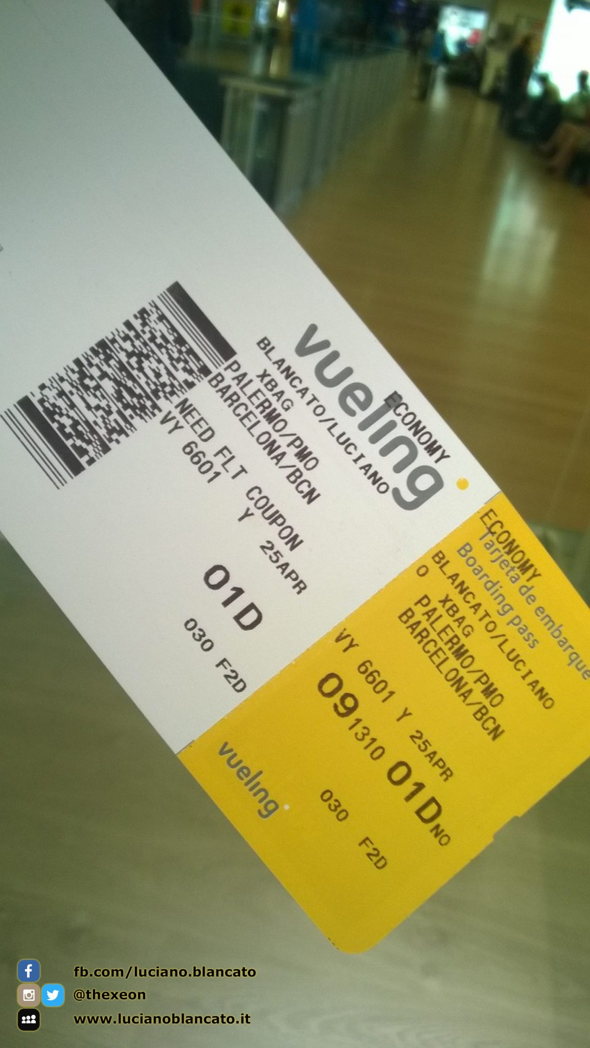 W1 Vueling a Barcellona - 2014 - foto n 0203