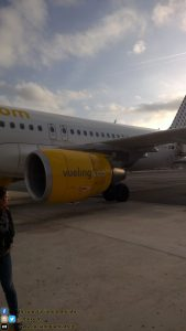 Ready to fly to Praga with Vueling - Repubblica Ceca