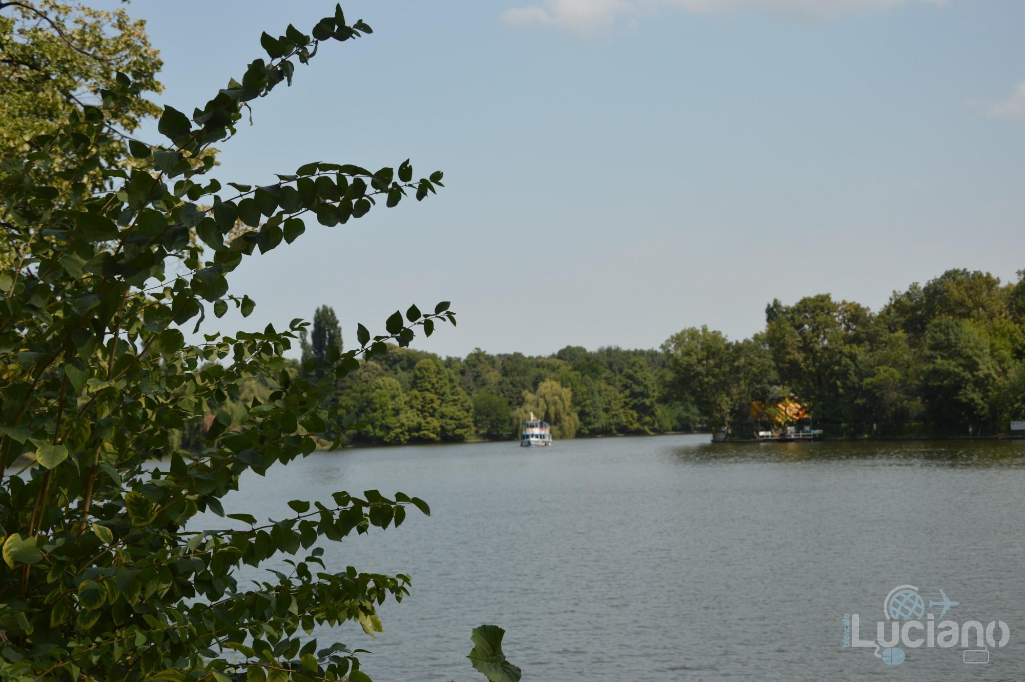 passeggiando per il King Michael I Park - Parcul Regele Mihai I al României