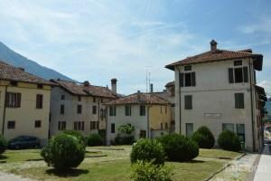 Piazza F. De Boni - Feltre -  Veneto