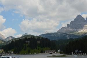 Lago di Misurina, Dolomiti e Tre Cime - Veneto
