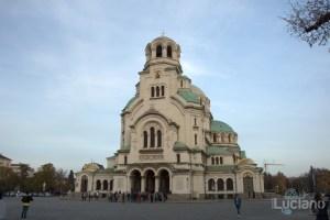 "Hram-Pametnik SV.Aleksandar Nevski Катедрала ""Свети Александър Невски"""