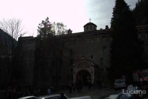 Ingresso - Monastero di Rila, Рилски Манастир, Rilski Manastir - Sofia - Bulgaria