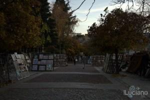 Mercatino dell'antiquariato a Sofia - Bulgaria