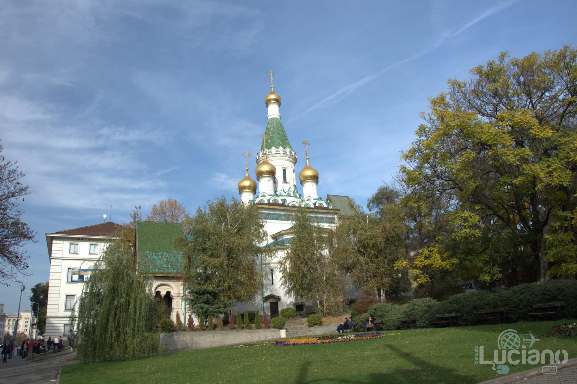 Chiesa di San Nicola - Tsurkva Sveta Nikolai - Sofia - Bulgaria