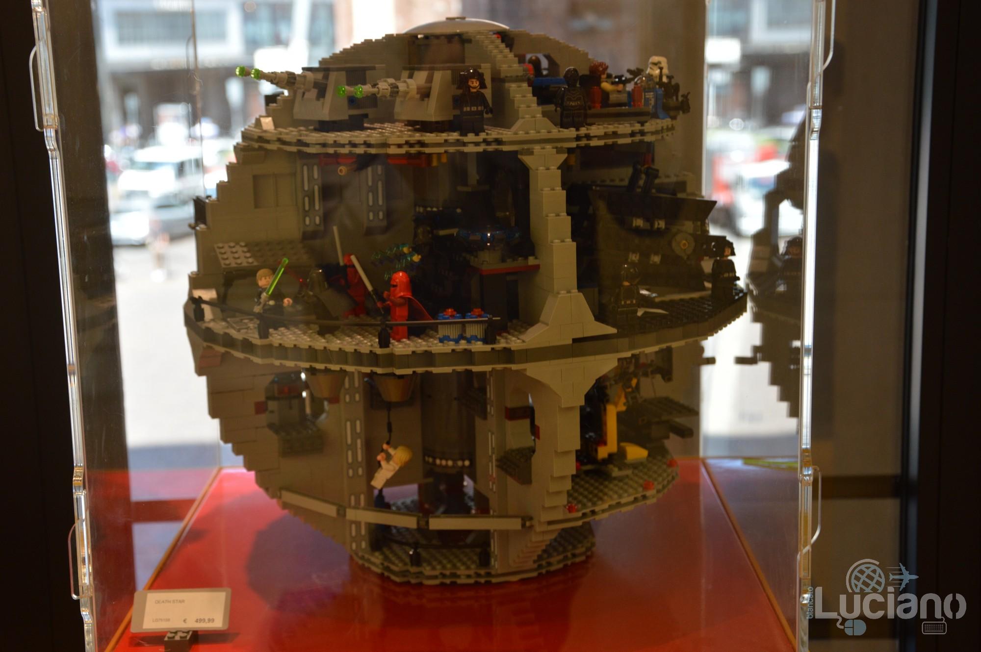 Lego Store - Modellino Star Wars - Milano - Lombardia - Italia