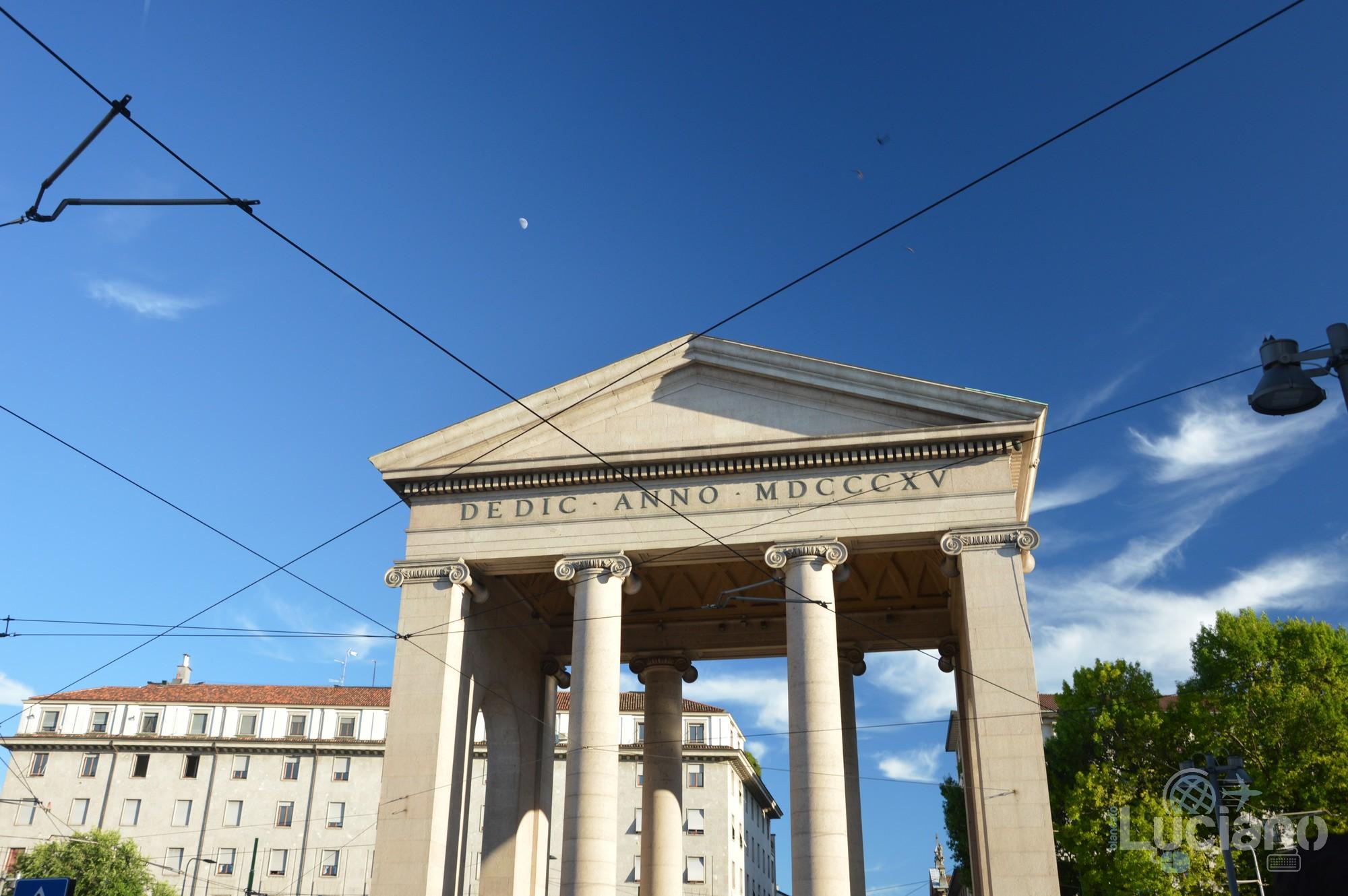 Porta Ticinese - Milano - Lombardia - Italia