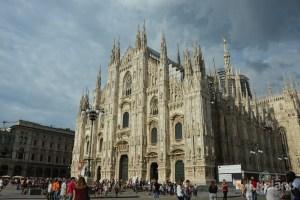 Duomo di Milano - Lombardia - Italia
