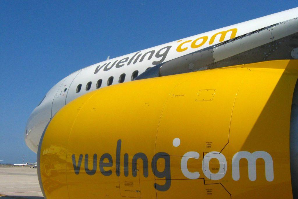 Aereo Vueling - A320 - Barcellona