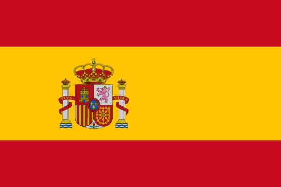 Bandiera Spagna - ES