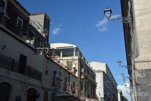 Via Crociferi, durante i festeggiamenti per Sant'Agata 2019 - Catania (CT)