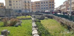 Siracusa - Tempio di Apollo - Ortigia