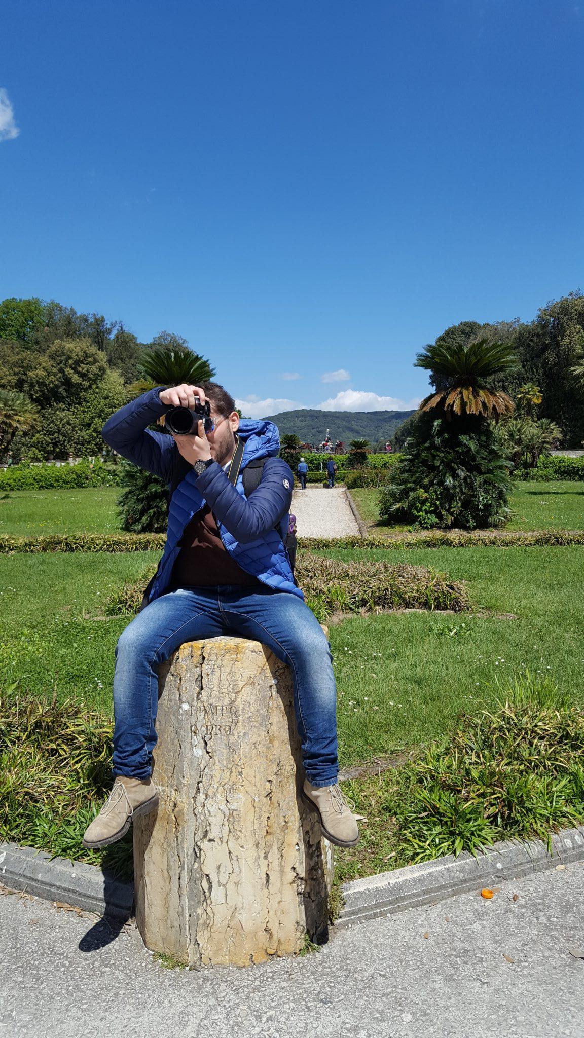 Photo of ME! - Luciano Blancato