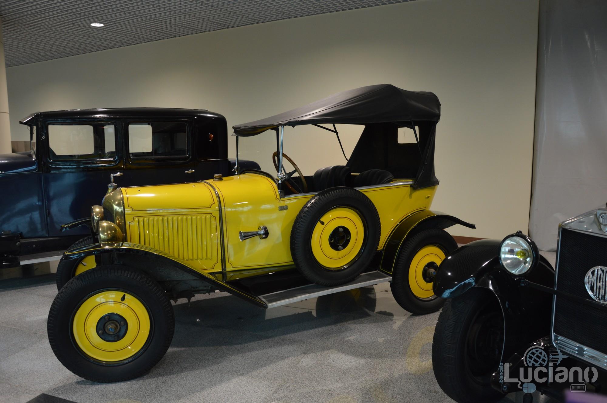 Citroën Type C 5HP - Torpedo del 1925