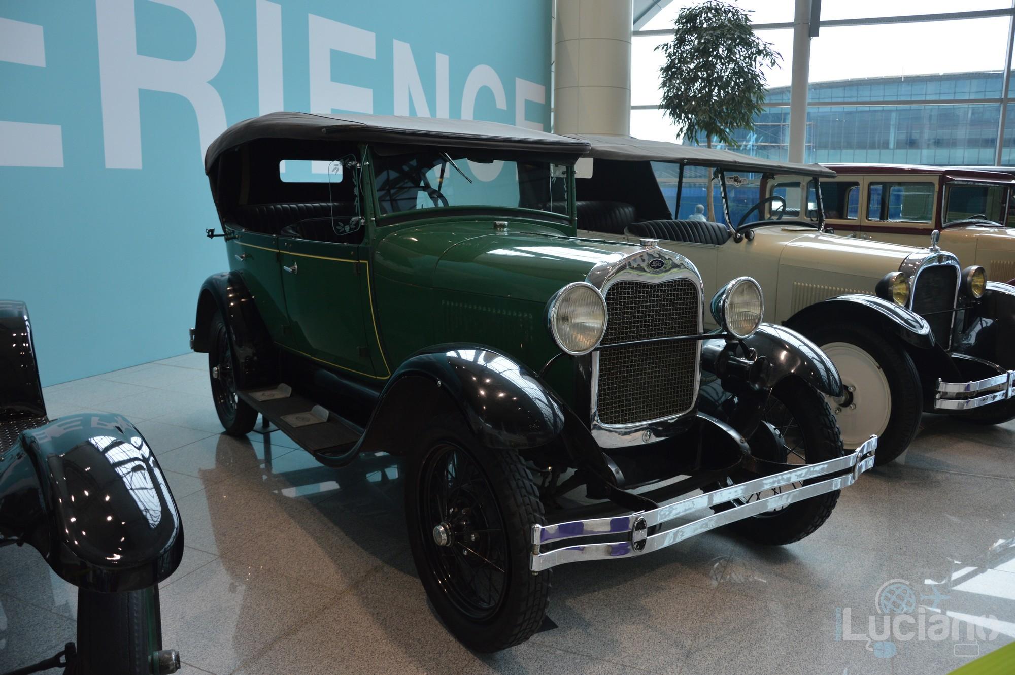 Ford A Phaeton del 1929