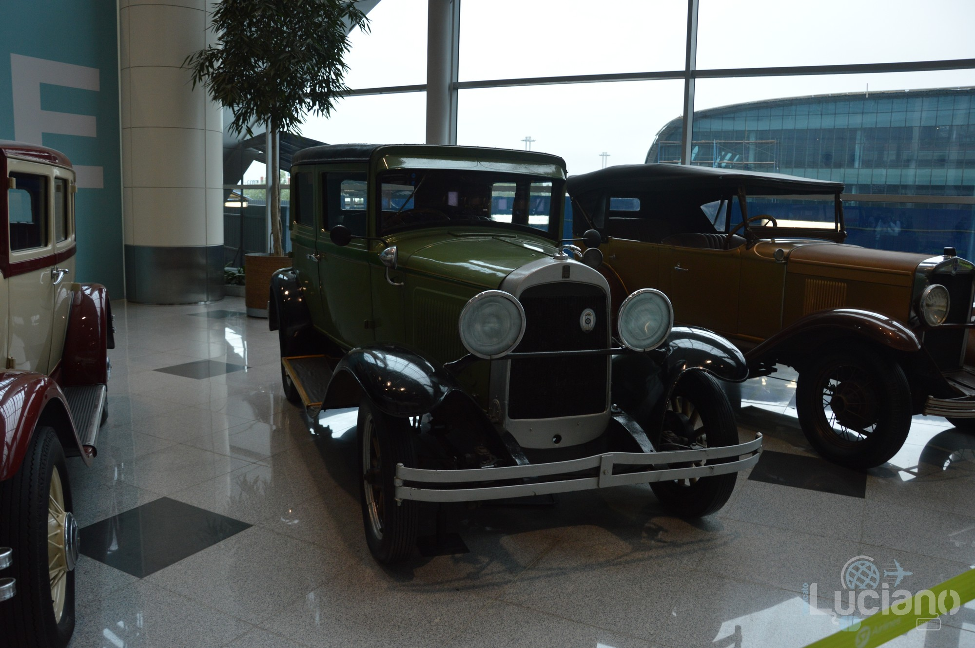 Willys Overland 96A del 1929