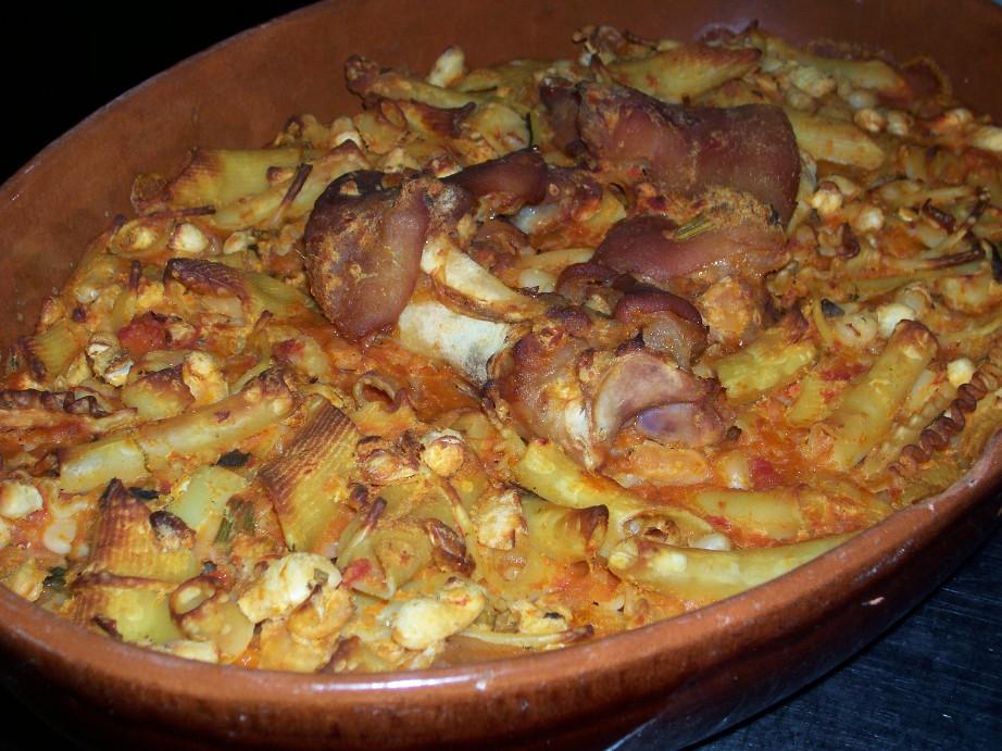 La pasta e fagioli al forno di Tenuta Montelaura  Luciano Pignataro WineFood Blog