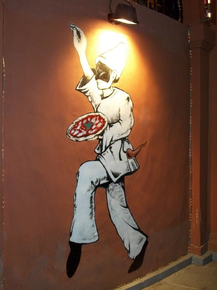 Roma Pizzeria Il Carroccio  Luciano Pignataro WineFood Blog