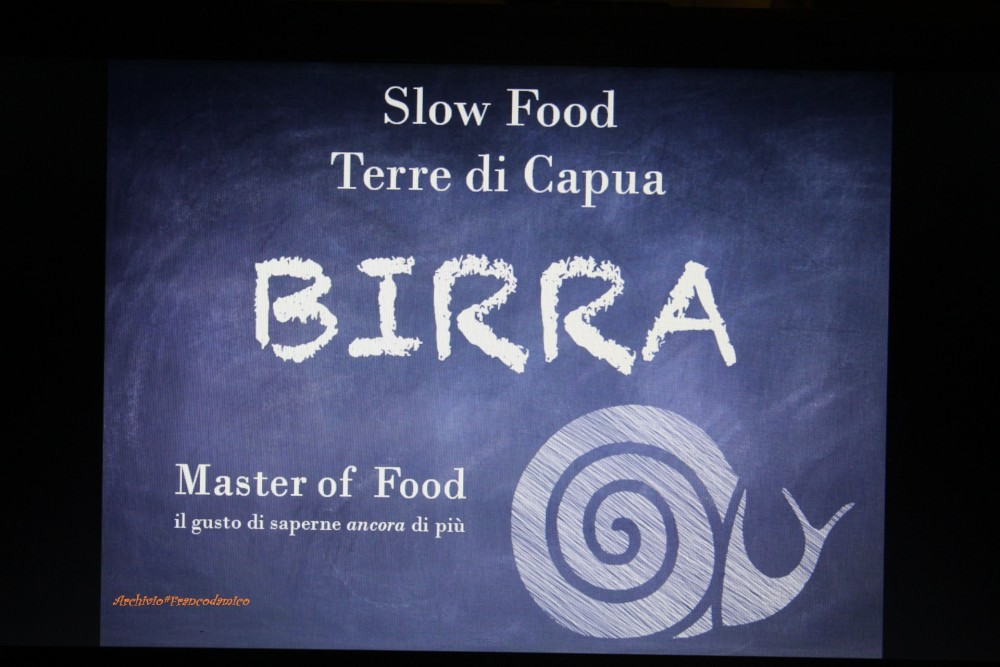 Master of Food Birra – Terre di Capua