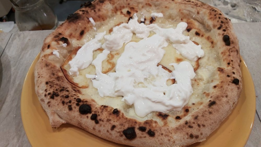 Guakamaya 2.0 ai formaggi con stracciata molisana