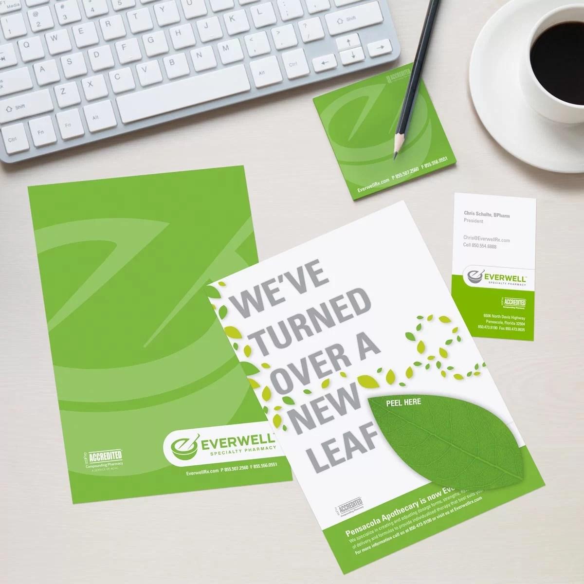 Everwell Rebranding, Lucid Advertising