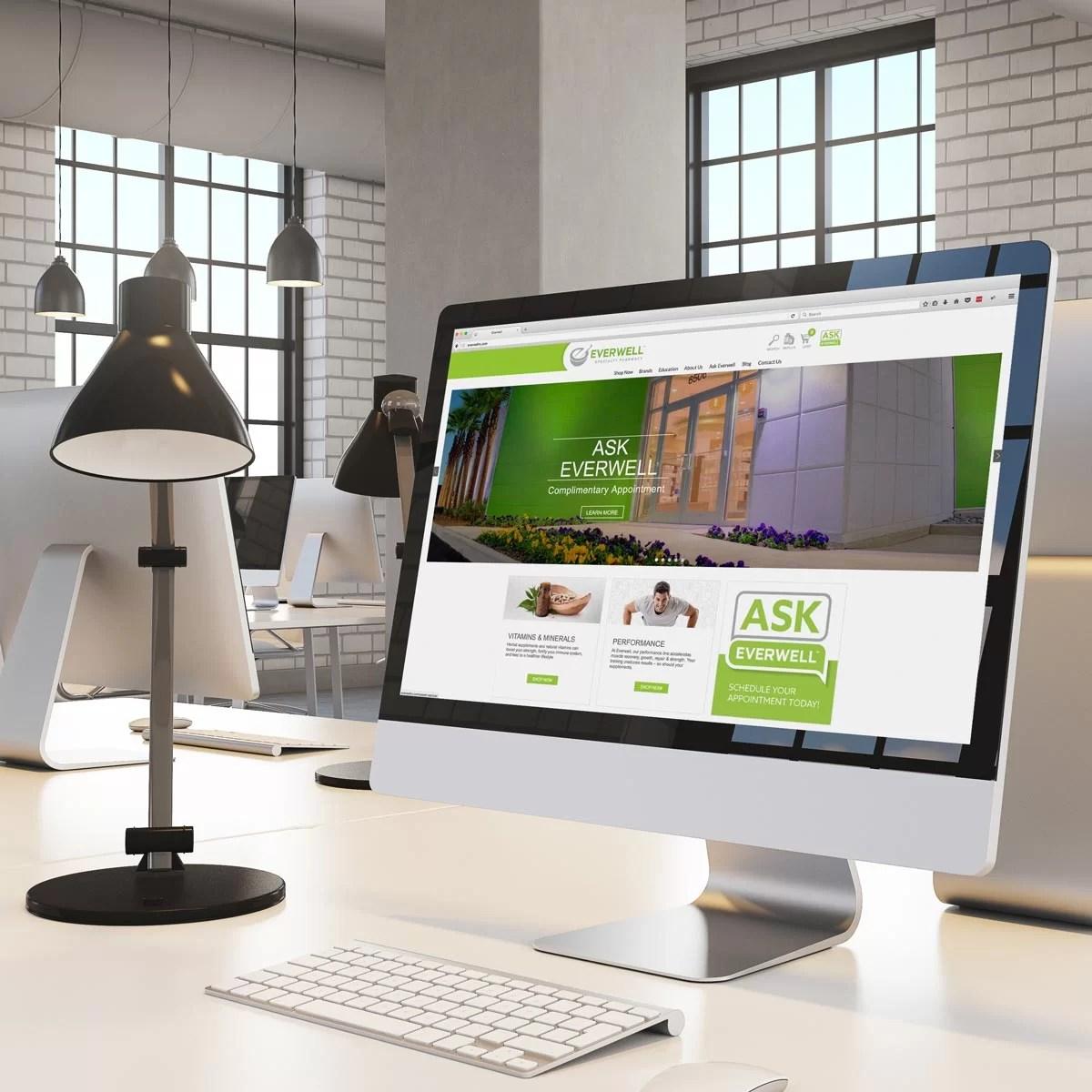 Everwell Website Marketing, Lucid Advertising