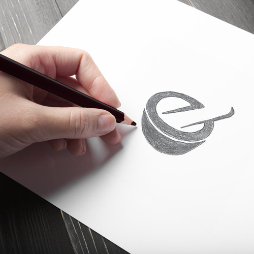 everwell rx logo drawing