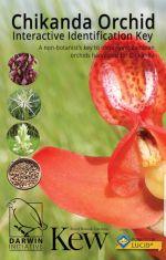 Chikanda Orchid identification key home screen