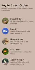 Insect Orders - Revised Edition home screen