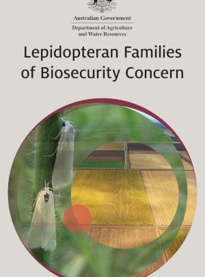 Lepidopteran Families of Biosecurity concern Lucid Mobile app splash screen