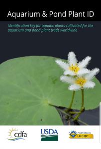 Aquarium and Pond Plants icon