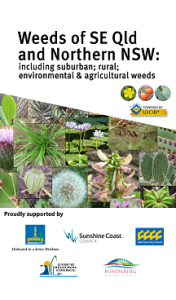 Weeds of South East Queensland and Northern NSW splash screen