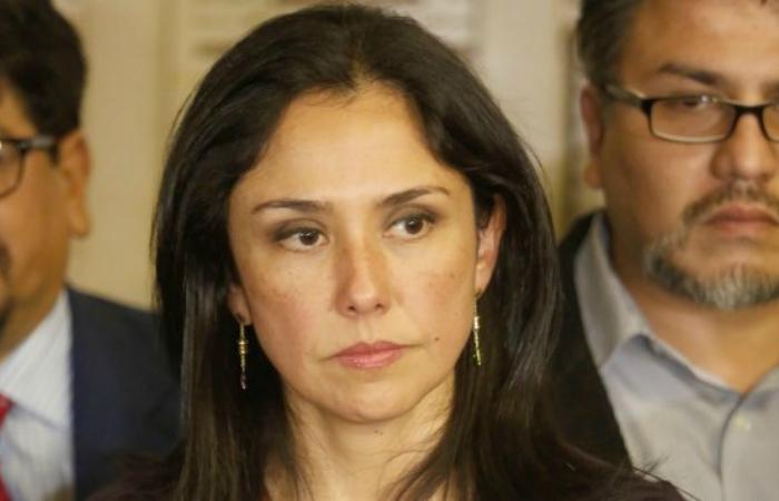 Nadine Heredia tiene un desbalance de S/2 millones — Fiscalía