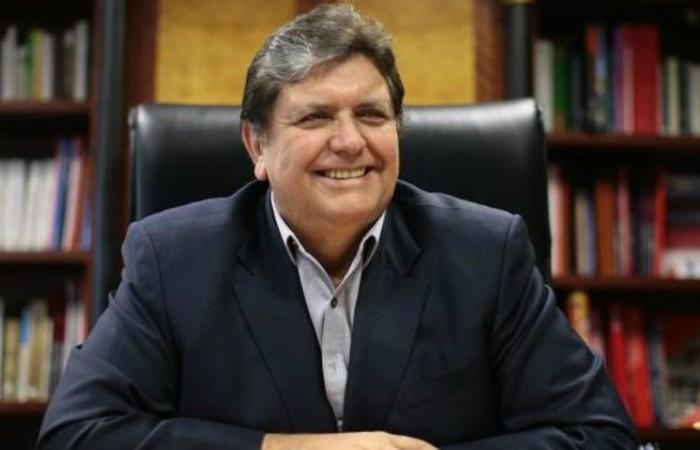 Alan García se presenta mañana en grupo Lava Jato