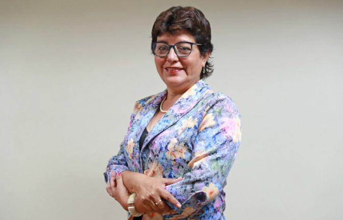 Flor Luna Victoria Mori es la nueva superintendenta de educación universitaria — Sunedu
