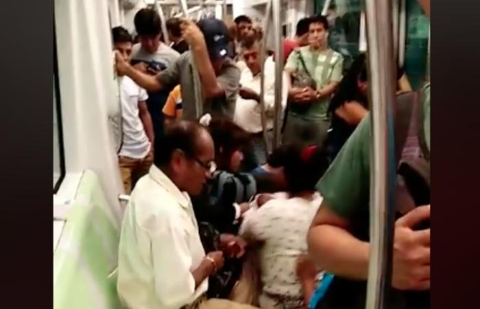 Metro de Lima se pronuncia sobre incidente con disparos