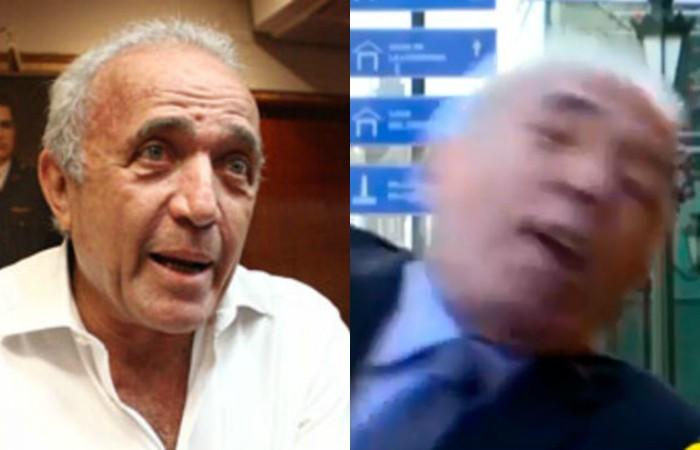 Congreso pide investigar agresión a oficialista Guido Lombardi