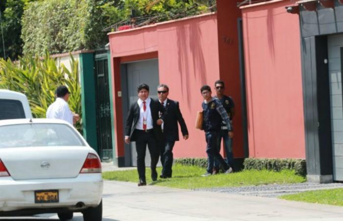 PPK: encuentran en su casa borrador de indulto a Alberto Fujimori
