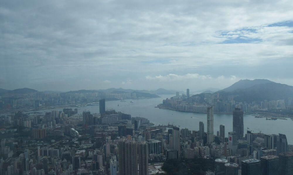 Timely Layover In Hong Kong Reveals A Colossal Urban Jungle