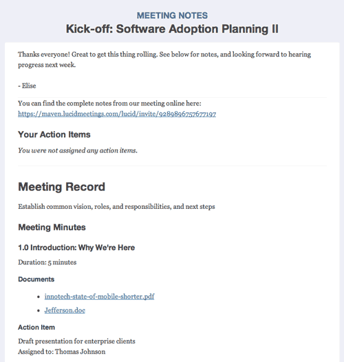 Meeting Invitation By Email Sample Cogimbous