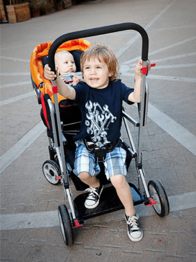 Sit And Stand Strollers Find Out Which Is Best Lucies List