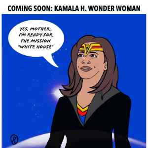 Coming soon: K. H. Wonder Woman