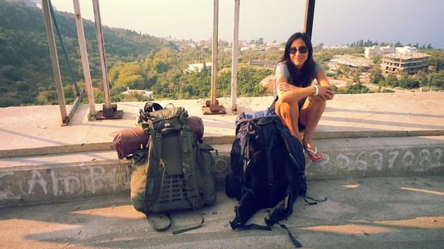 Verso Porto Palermo