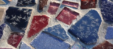 frost mosaic